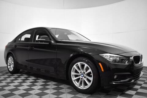 2016 BMW 3 Series 320i xDrive for sale at BMW of Schererville in Shererville IN