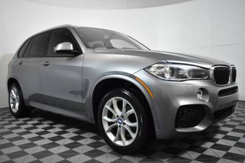 2017 BMW X5 xDrive35i for sale at BMW of Schererville in Shererville IN