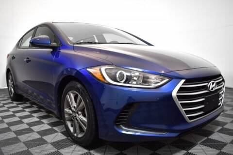 2018 Hyundai Elantra for sale at BMW of Schererville in Shererville IN