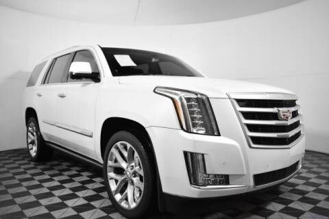 2016 Cadillac Escalade Platinum for sale at BMW of Schererville in Shererville IN