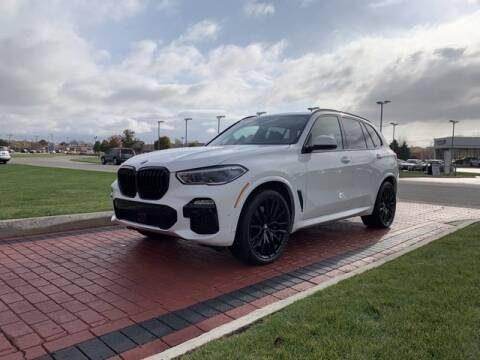 2020 BMW X5 for sale at BMW of Schererville in Shererville IN