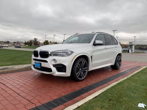 2016 BMW X5 M for sale at BMW of Schererville in Shererville IN