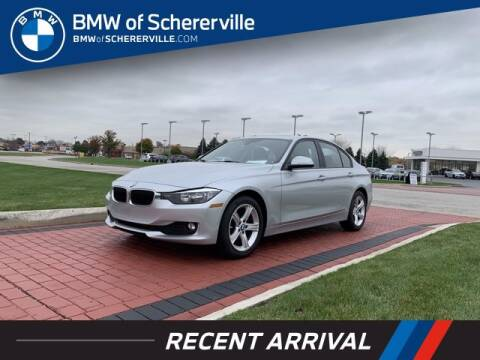 2015 BMW 3 Series for sale at BMW of Schererville in Shererville IN