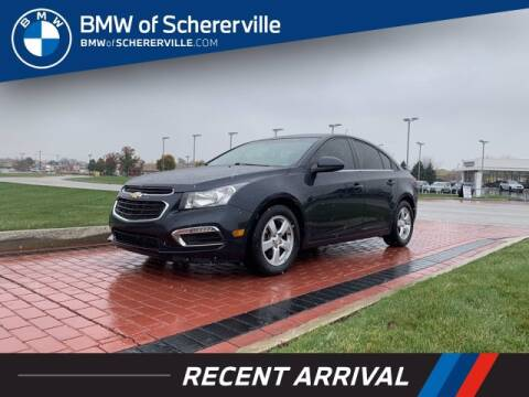 2016 Chevrolet Cruze Limited for sale at BMW of Schererville in Shererville IN
