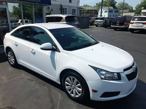2011 Chevrolet Cruze for sale in Grand Rapids, MI