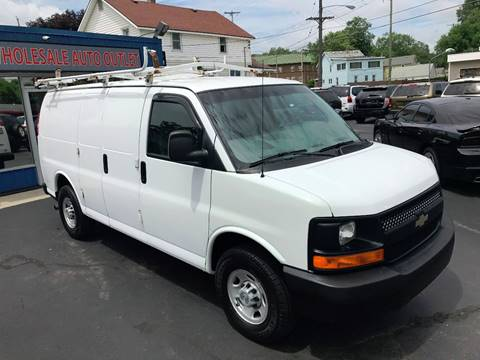 2008 Chevrolet Express Cargo for sale in Grand Rapids, MI