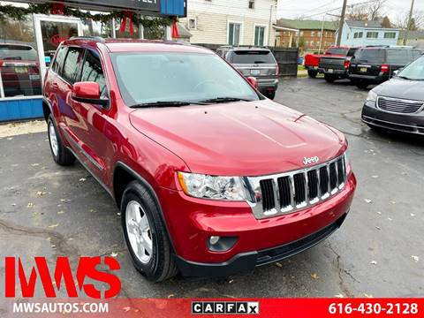 Jeep Grand Rapids >> 2012 Jeep Grand Cherokee For Sale In Grand Rapids Mi