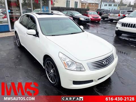 Infiniti Of Grand Rapids >> Infiniti For Sale In Grand Rapids Mi Mws Wholesale Auto