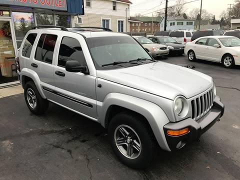 2004 Jeep Liberty for sale in Grand Rapids, MI