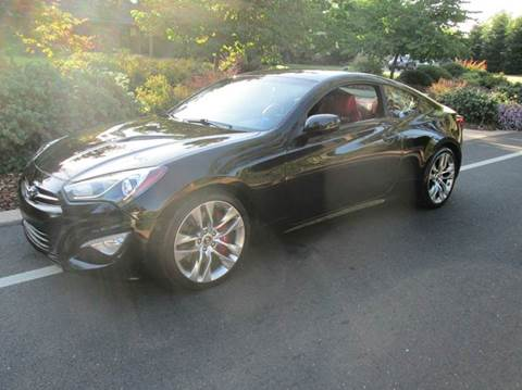 2013 Hyundai Genesis Coupe for sale in Sacramento, CA