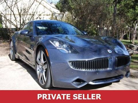 2012 Fisker Karma for sale in Sacramento, CA