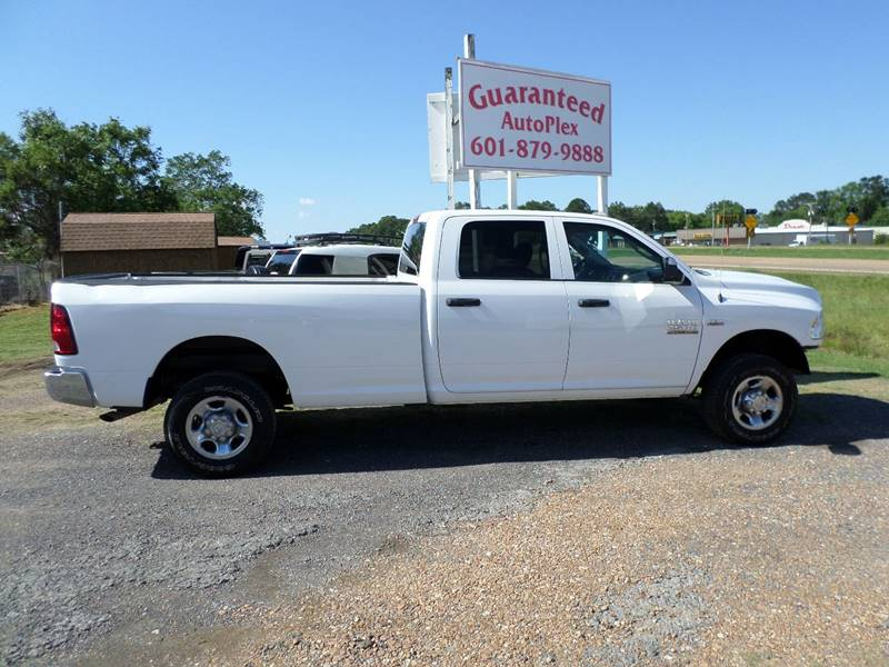 2013 RAM Ram Pickup 2500 4x4 Tradesman 4dr Crew Cab 8 ft. LB Pickup - Flora MS