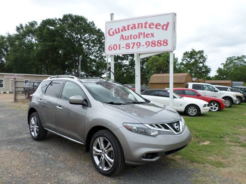 2011 Nissan Murano AWD LE 4dr SUV - Flora MS