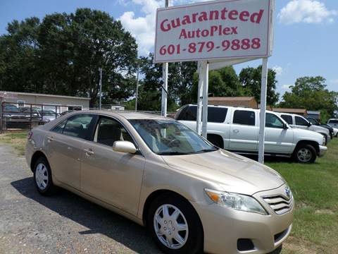 2010 Toyota Camry for sale in Flora, MS