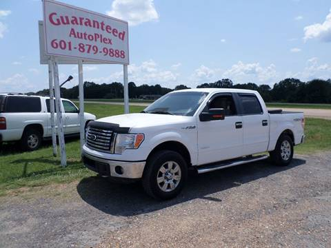 2012 Ford F-150 for sale in Flora, MS
