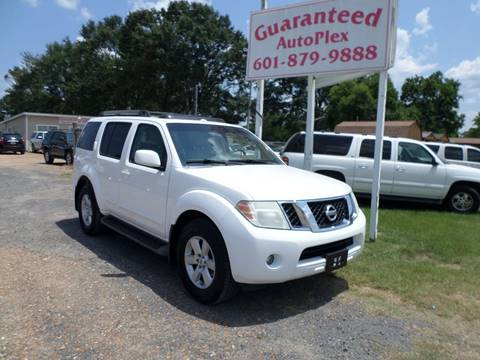 2008 Nissan Pathfinder for sale in Flora, MS