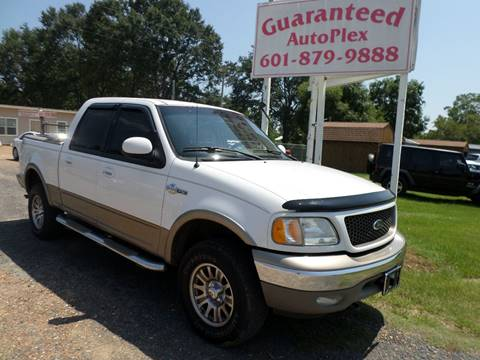 2003 Ford F-150 for sale in Flora, MS