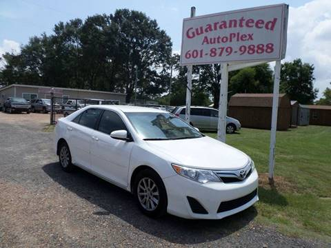 2012 Toyota Camry for sale in Flora, MS