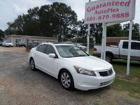 2008 Honda Accord for sale in Flora, MS