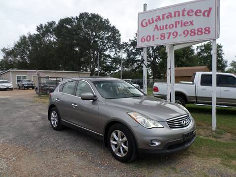 2008 Infiniti EX35 for sale in Flora, MS