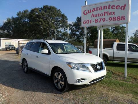 2014 Nissan Pathfinder for sale in Flora, MS