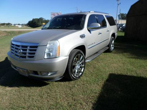 2007 Cadillac Escalade ESV for sale in Flora, MS