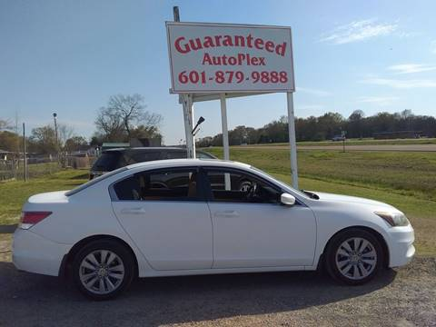 2011 Honda Accord for sale in Flora, MS
