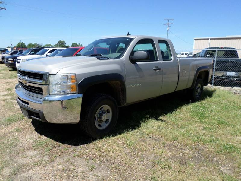 2009 Chevrolet Silverado 2500HD 4x4 Work Truck 4dr Extended Cab SB - Flora MS