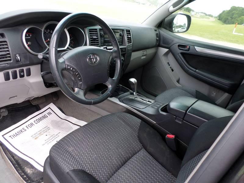 2007 Toyota 4Runner Sport Edition 4dr SUV V6 - Flora MS