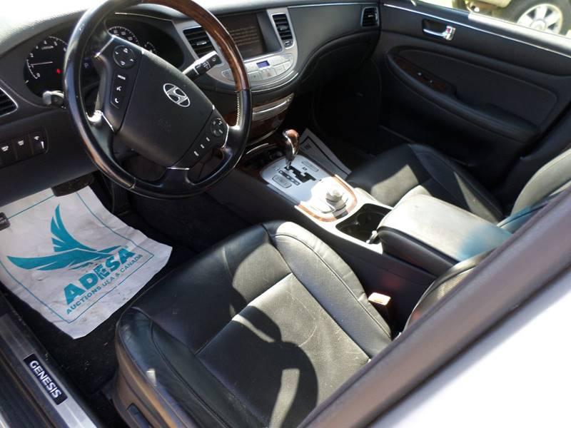 2009 Hyundai Genesis 4.6L V8 4dr Sedan - Flora MS