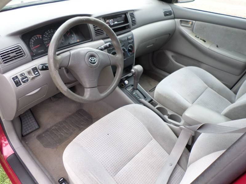 2006 Toyota Corolla CE 4dr Sedan w/Automatic - Flora MS