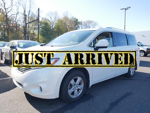 2015 Nissan Quest for sale in Jenkintown, PA