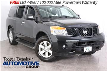 2015 Nissan Armada for sale in Killeen, TX