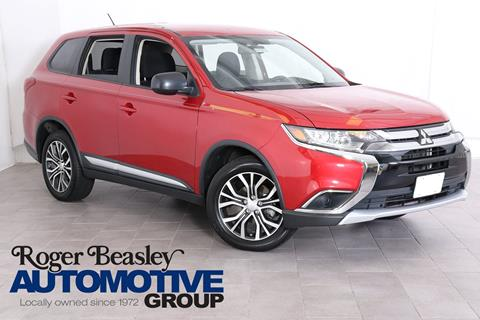 2016 Mitsubishi Outlander for sale in Killeen, TX