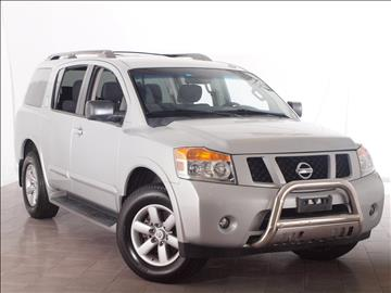 2013 Nissan Armada for sale in Killeen, TX