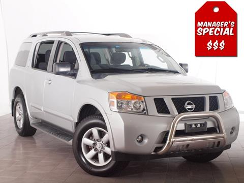 2013 Nissan Armada for sale in Killeen TX