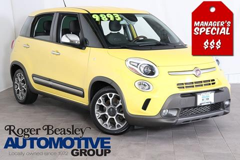 2014 FIAT 500L for sale in Killeen, TX