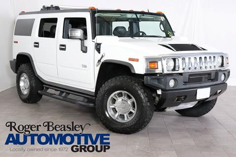 2007 HUMMER H2 for sale in Killeen TX