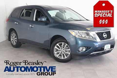 2014 Nissan Pathfinder for sale in Killeen TX