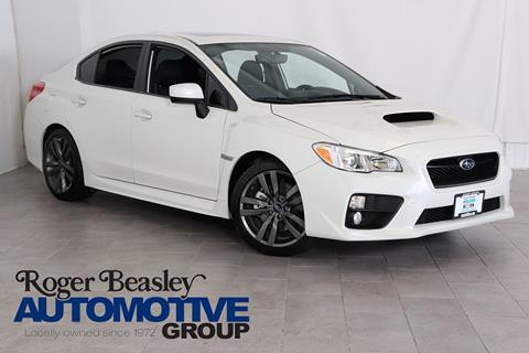 2017 Subaru WRX for sale in Killeen, TX