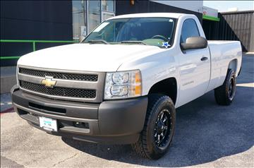 2011 Chevrolet Silverado 1500 for sale in Killeen, TX
