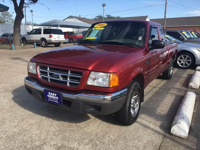 Ford Ranger Dr SuperCab XLT WD Flareside SB In Dallas TX - 2001 ford