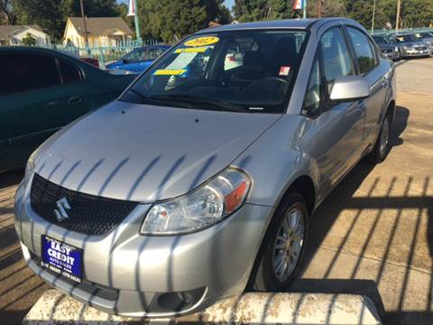 2012 Suzuki SX4 for sale in Dallas, TX
