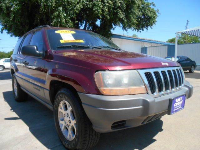 2001 Jeep Grand Cherokee Laredo In Dallas Tx Easy Credit