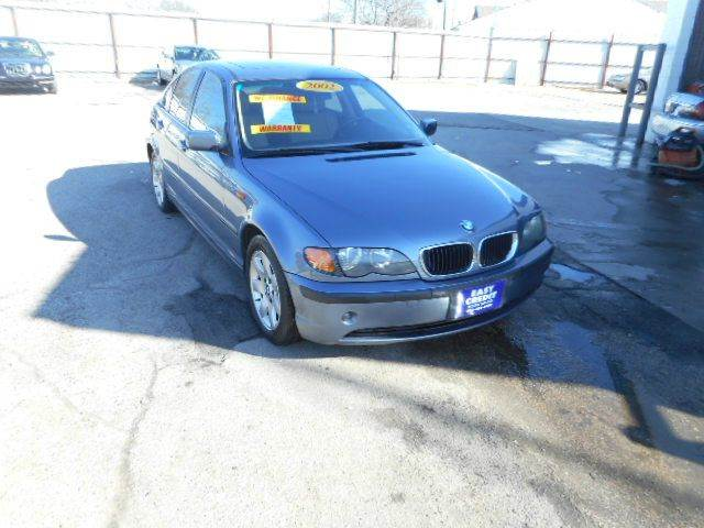 2002 bmw 3 series 325i 4dr sedan in dallas tx easy. Black Bedroom Furniture Sets. Home Design Ideas