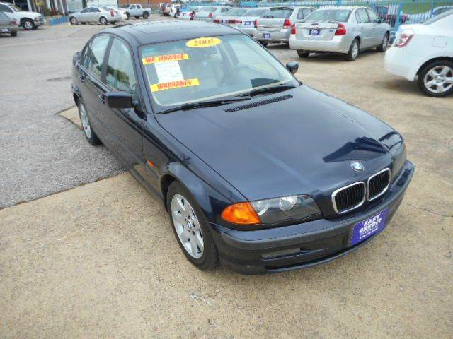 2001 bmw 3 series 325i 4dr sedan in dallas tx easy. Black Bedroom Furniture Sets. Home Design Ideas