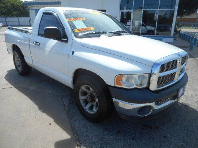 2003 dodge ram pickup 1500 st 2dr regular cab rwd lb in dallas tx easy credit auto sales. Black Bedroom Furniture Sets. Home Design Ideas
