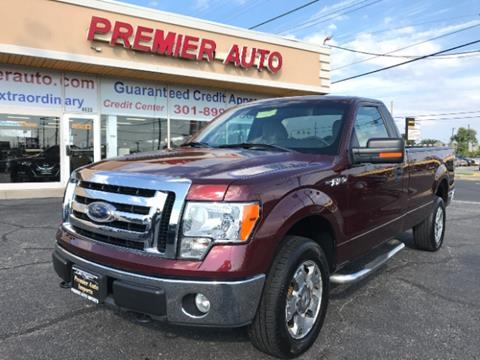 2010 Ford F-150 for sale in Waldorf, MD