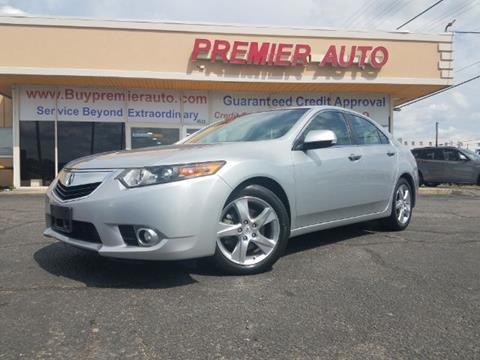 2013 Acura TSX for sale in Waldorf, MD