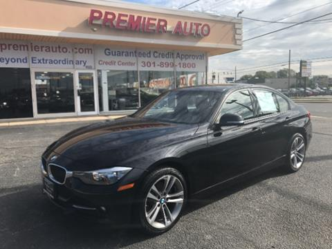 2014 BMW 3 Series for sale in Waldorf, MD